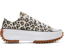 Leopard Run Star Hike Low Sneaker