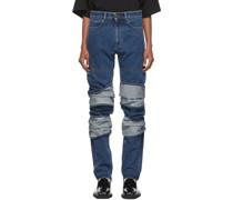 Classic Cuff Jeans