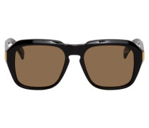 Shiny Square Sonnenbrille