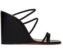 Naima Wedge Heeled Sandale