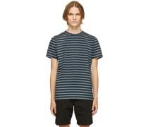 Cotton & Linen Stripe Niels Tshirt