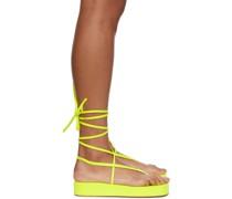 Jamie Flatform Sandale