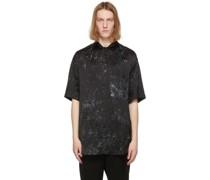 Oversized Splatter Hemd