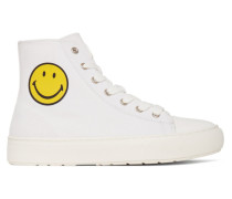 Smiley Edition High-Top Sneaker