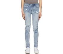 Van Winkle Trashed Jeans