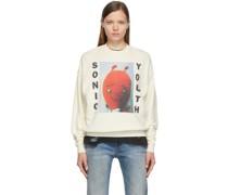 Sonic Youth Dirty Oversized Sweatshirt