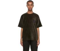 Velour Pocket Tshirt