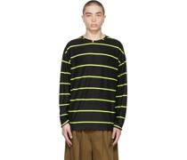 Neon Stripe Longsleeve Tshirt