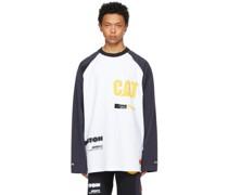 Caterpillar Edition Raglan 'Power' Longsleeve Tshirt