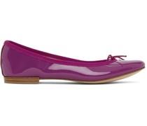 Patent Cendrillon Ballerina Flats