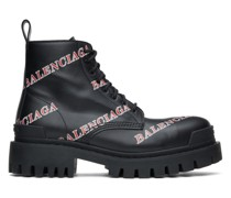 Allover Strike Stiefel