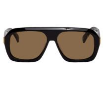 Shiny Rectangular Ferry Sonnenbrille