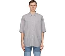 Striped Jarlow Short Sleeve Hemd