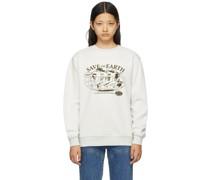 'Save The Earth' Dino Sweatshirt