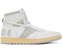 & Rhecess Hi Sneaker