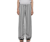 Striped Root Loungehose