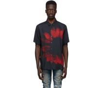 & Dazed Short Sleeve Hemd