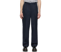 Cotton Anzug Hose