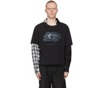 My Own Private Planet Double Layer Longsleeve Tshirt