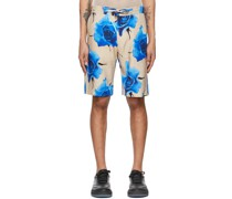 & Linen Monarch Shorts