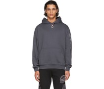 Relaxed Storm Cloud Hoodie