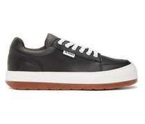 Leather Dreamy Sneaker