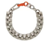 Cubic Chain Halsband