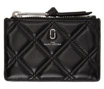 Quilted Softshot Top Brieftasche