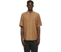 Summer Fit Short Sleeve Hemd