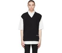 & Boxy Collar Short Sleeve Sweatshirt