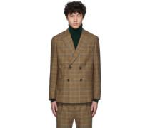 Wool Tartan Tweed Malvin Blazer