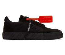 Suede Low Vulcanized Sneaker