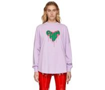 Spray Heart Longsleeve Tshirt