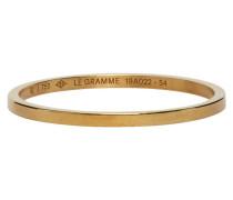 Polished Le 1 Grammes Wedding Ring