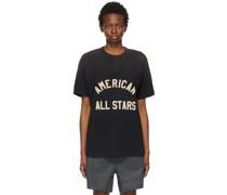 'All Stars' Henley Tshirt