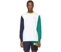 Colorblocked Longsleeve Tshirt
