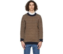 Jacquard Pullover Pullover