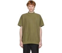 Inside Out Mock Tshirt
