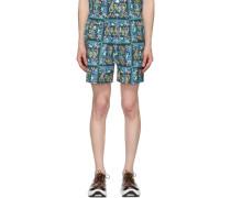 Beach Batik Short