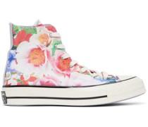 Floral Chuck 70 High Sneaker