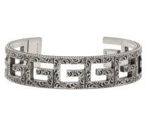 Square G Cuff Armband