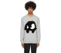 McQ Swallow Chester Monster Sweatshirt