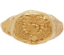 'The Cancer' Signet Ring