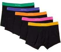 Five-Pack & Boxer Slips