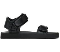 Hook-And-Loop Sandale
