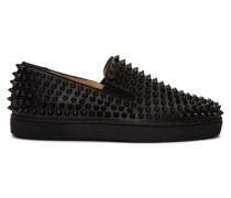 Roller-Boat Slip-On Sneaker