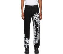 Alfie Kungu Edition Chain Jeans