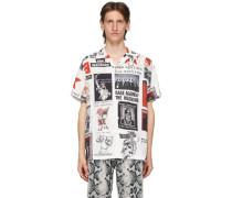 Rage Against The Machine Edition Hawaiian Shirt