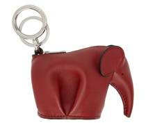 Elephant Charm Schlüsselbund