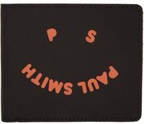 Canvas Happy Brieftasche